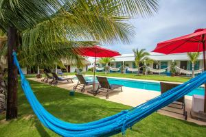 Arganama Guesthouse, Chaty  Playa Coronado - big - 27