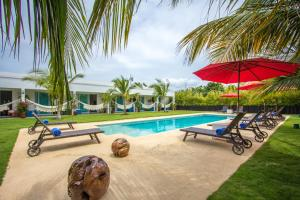 Arganama Guesthouse, Chaty  Playa Coronado - big - 26