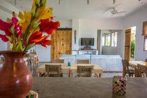 Arganama Guesthouse, Chaty  Playa Coronado - big - 23