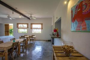 Arganama Guesthouse, Chaty  Playa Coronado - big - 33