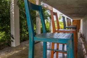 Arganama Guesthouse, Chaty  Playa Coronado - big - 31