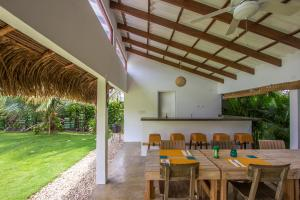 Arganama Guesthouse, Chaty  Playa Coronado - big - 28
