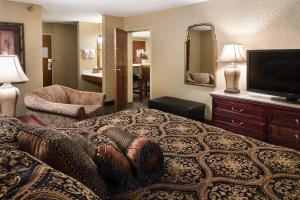 Deluxe King Suite with Sofa Bed
