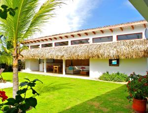 Arganama Guesthouse, Chaty  Playa Coronado - big - 1