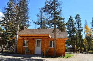 Daven Haven Lodge & Cabins, Chaty v prírode  Grand Lake - big - 9