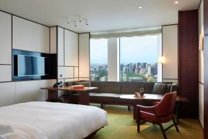 Quarto King com Vista Parque Andaz