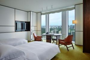 Andaz Park View Twin Room