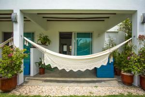 Arganama Guesthouse, Chaty  Playa Coronado - big - 47