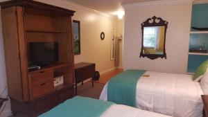 Standard Double Room with Two Double Beds - Pool View