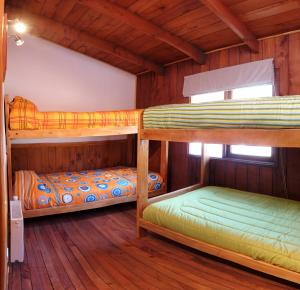 Quadruple Room with Shared Bathroom - Panqui