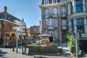 Monty Small Design Hotel: hotels Brussels - Pensionhotel - Hotels