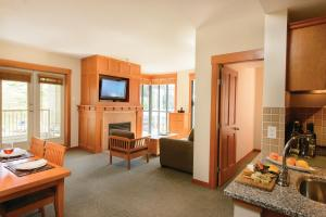 Two Bedroom Lower Floor Suite