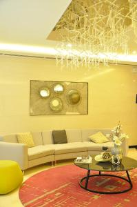 CSuites at Two Central Residences, Residence  Manila - big - 46