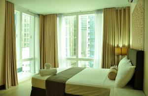 CSuites at Two Central Residences, Residence  Manila - big - 3