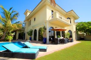 E&T Holiday Homes - Frond D Villa
