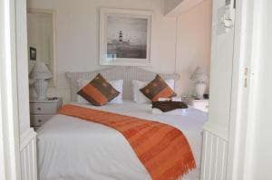 Deluxe Double Room with Sea View and Balcony