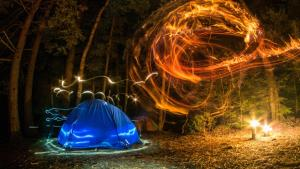 Covered Camping