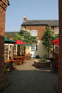 The Country Cottage Hotel in Nottingham, Nottinghamshire, England