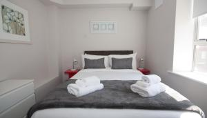 Jervis Apartments Dublin City by theKeycollection, Апартаменты  Дублин - big - 20