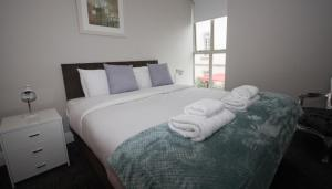 Jervis Apartments Dublin City by theKeycollection, Апартаменты  Дублин - big - 32