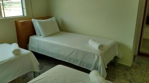 Standard Quadruple Room with 4 Single Beds