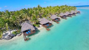 Aitutaki Lagoon Resort & Spa - Pensionhotel - Hotely