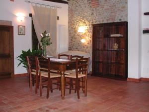 Casale Il Colombaio Di Toiano, Country houses  Sovicille - big - 7