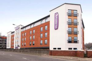 Premier Inn High Wycombe Central in High Wycombe, Buckinghamshire, England