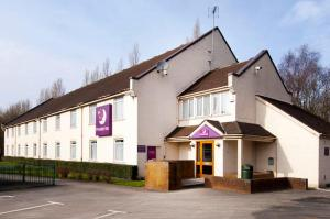 Premier Inn Preston West in Preston, Lancashire, England
