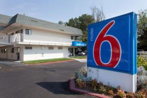Motel 6 Davis - Sacramento Area, Hotely  Davis - big - 46