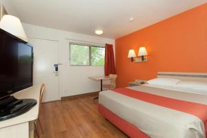 Motel 6 Davis - Sacramento Area, Hotely  Davis - big - 33