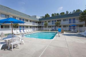 Motel 6 Davis - Sacramento Area, Hotely  Davis - big - 31