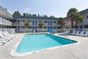 Motel 6 Davis - Sacramento Area, Hotely  Davis - big - 30