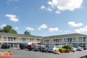 Motel 6 Tacoma South, Hotels  Tacoma - big - 56