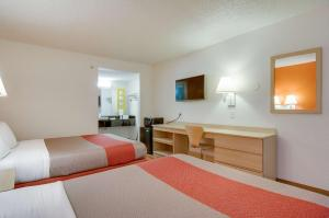 Motel 6 Tacoma South, Hotels  Tacoma - big - 43