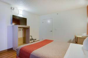 Motel 6 Tacoma South, Hotels  Tacoma - big - 39