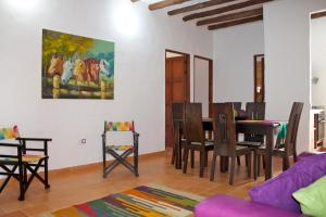 Casona el Retiro, Appartamenti  Barichara - big - 51
