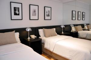 Junior Room with 2 Beds