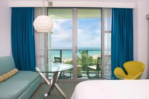 Premium Ocean View Balcony - Two Queen Beds