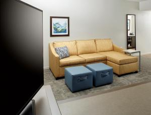 King Studio Suite with Sofa Bed - Hearing Access/Non-Smoking