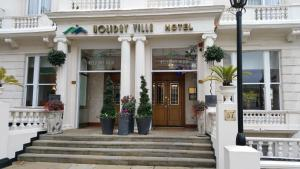 Holiday Villa Hotel: hotels London - Pensionhotel - Hotels