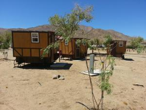 Stagecoach Trails RV Resort, Kempingek  Julian - big - 20