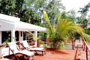Baia Sonambula, Bed and Breakfasts  Praia do Tofo - big - 57