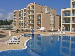Bulgarienhus Semiramida Garden Apartments, Appartamenti  Sunny Beach - big - 1
