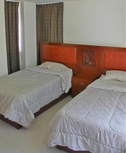 Standard Double or Twin Room with Balcony