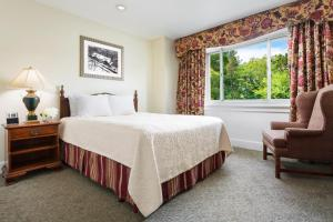 Standard Room with One Queen Bed- Laurel Lodge