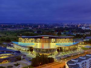 Отель Minsk Marriott