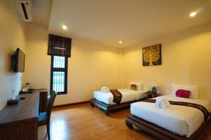 Ten Boutique House, Penziony  Chiang Mai - big - 33