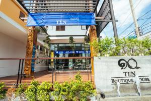 Ten Boutique House, Penziony  Chiang Mai - big - 1