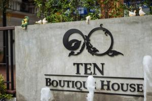 Ten Boutique House, Penziony  Chiang Mai - big - 43